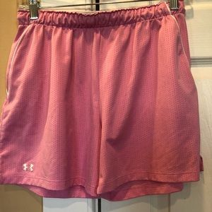 Ladies Small Under Armour shorts